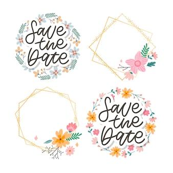 사랑스러운 봄 컨셉 카드입니다. 수채화 기법으로 만든 멋진 꽃과 새. 벡터에 여름 꽃과 밝은 로맨틱 카드. 매력적인 세이브 더 데이트 배경