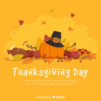 Lovely thanksgiving background