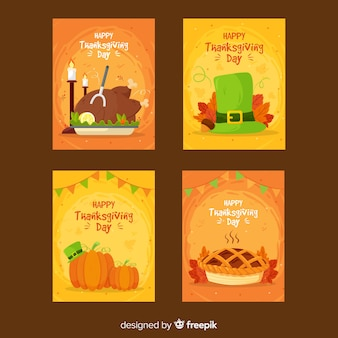 Lovely thanksgiving card collection
