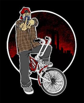 Low rider gang