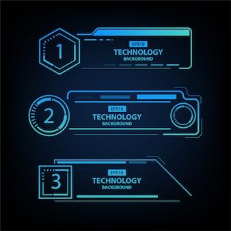 Lower third technology
