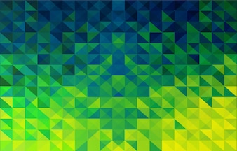Lowpoly Triangular Geometric Polygonal Cool Abstract Background