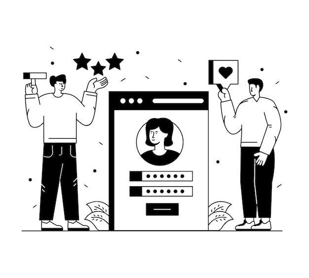 Иллюстрация строки объявления программы лояльности