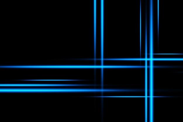 Светящийся синий абстрактный сверкающий фон с подкладкой премиум