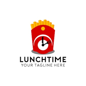 Lunch time logo