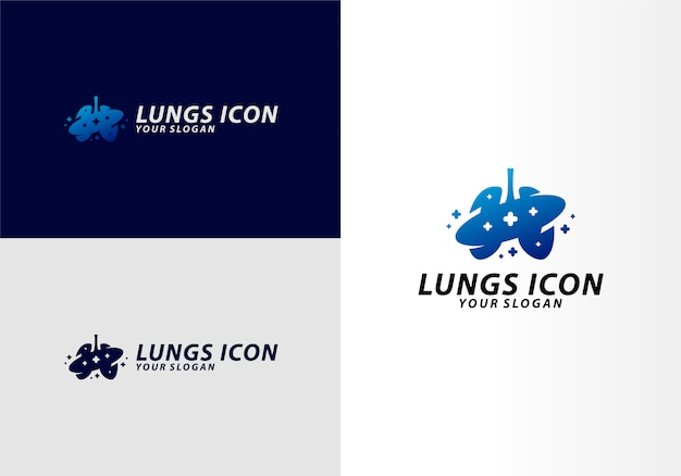 Lung care logo