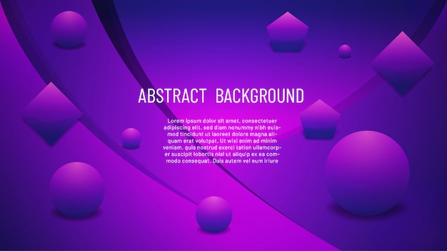 Lux and elegant abstract background with colorful color for many template