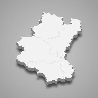 룩셈부르크 투표 선거 배너