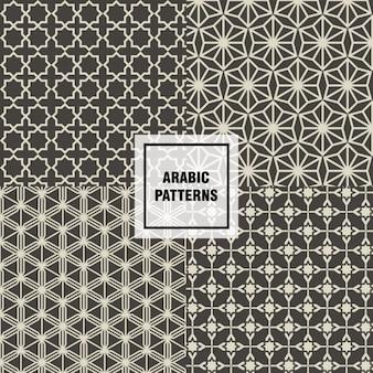 Роскошные арабские узоры