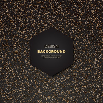 Luxurious background with glitter texture
