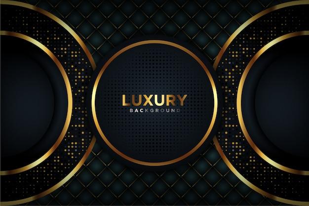 Luxurious black background