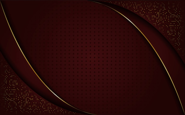 Luxurious elegant golden brown background