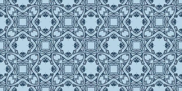 장식 스타일과 고급스러운 완벽 한 패턴입니다.