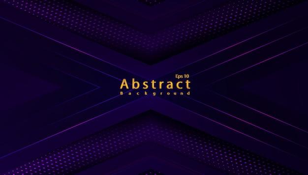 Роскошный абстрактный фон с полутонами украшения papercut