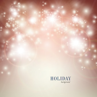 Luxury abstract blink background