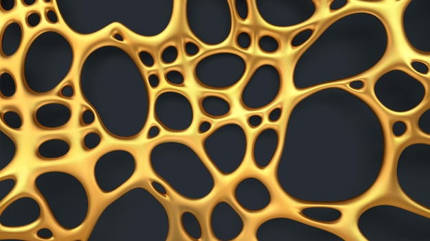 Luxury abstract gold background