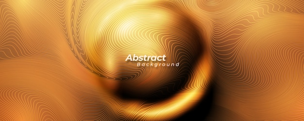Luxury abstract golden background.