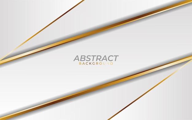 Роскошный абстрактный светлый золотой фон