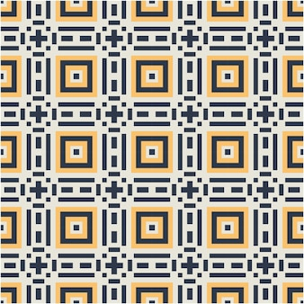 Luxury abstract pattern with ethnic style