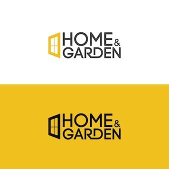 Роскошные и элегантные логотипы недвижимости