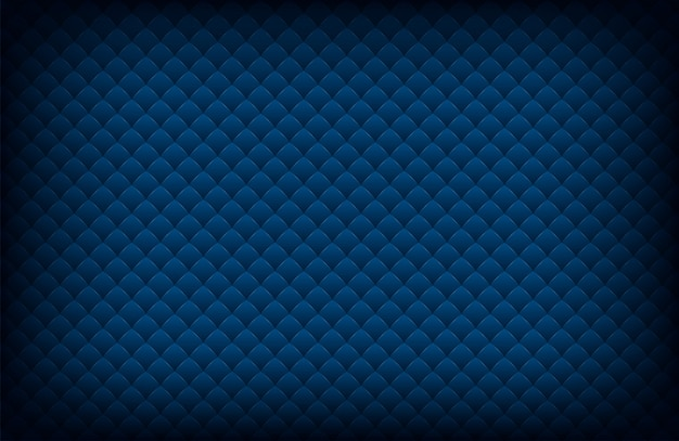 Luxury background with classic blue geometric shapes