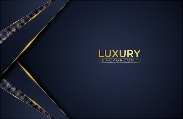 Luxury background with glitter gold