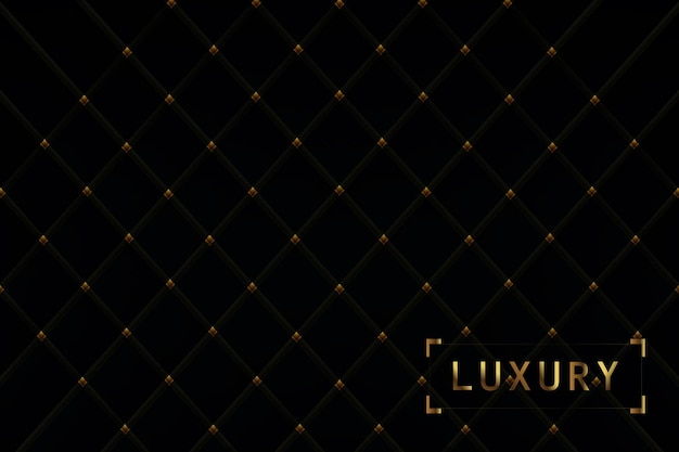 Luxury black backdrop and wallpaper background