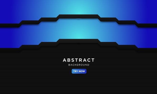 Роскошный синий спортивный фон с текстурой.
