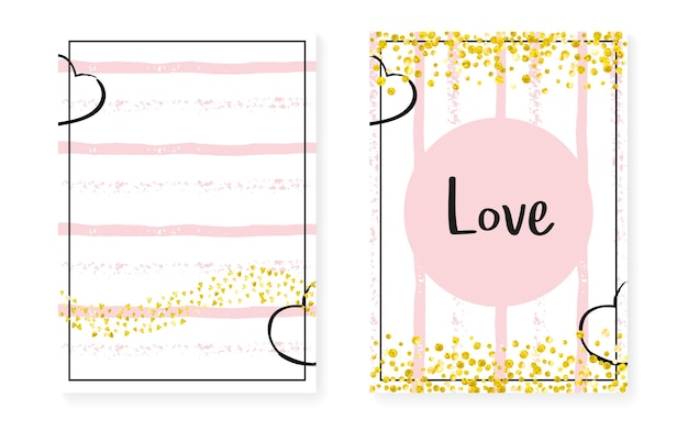 Luxury border. turquoise branding effect. golden trendy print. pink stylish particles. white marriage particle. mint element. new year illustration set. stripe luxury border