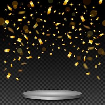 Luxury celebrations background