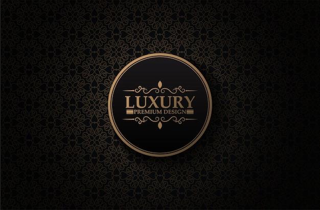Luxury dark  background