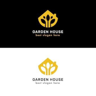 Luxury and elegant real estate logotypes