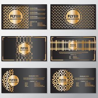 Luxury flyer design