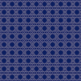 Luxury geometric islamic seamless pattern background wallpaper