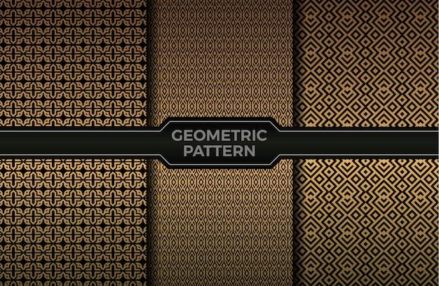高級幾何学模様コレクション