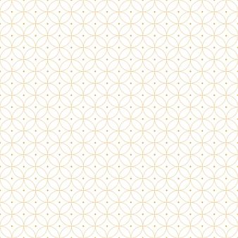 Luxury geometric seamless pattern background wallpaper in batik style