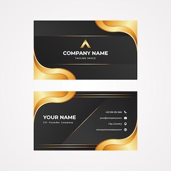 Luxurygolden business cards
