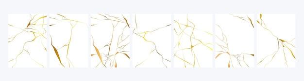 Роскошная золотая мраморная текстура