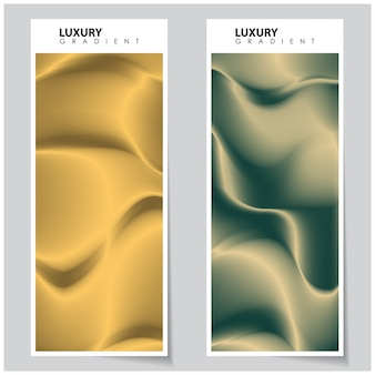 Luxury gradient background