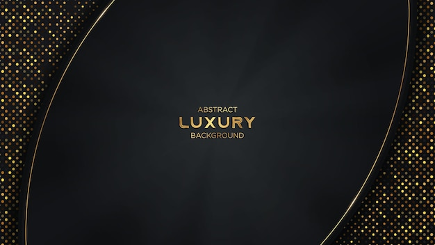 Luxury halftone elegant abstract background with copy space for text
