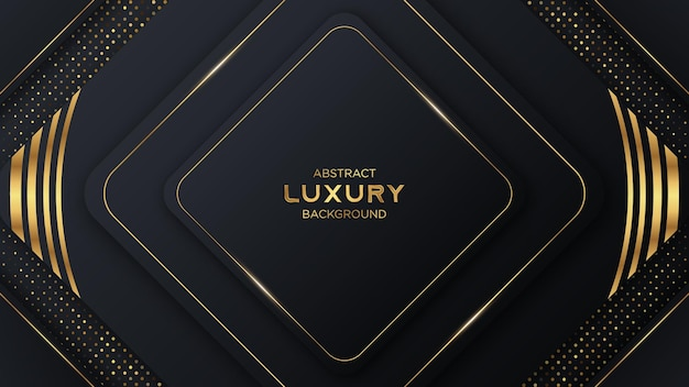 Luxury halftone elegant abstract background