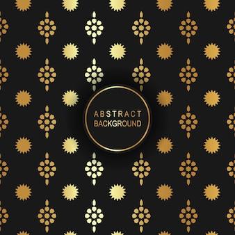 Luxury islamic pattern background