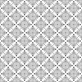 Luxury leaf geometric seamless pattern background wallpaper