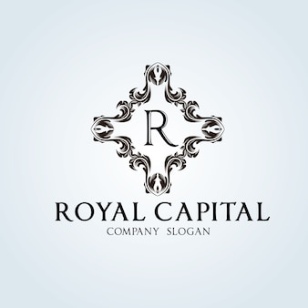 Luxury logo.  crests logo. logo design for hotel ,resort, restaurant, real estate ,spa, fashion brand identity