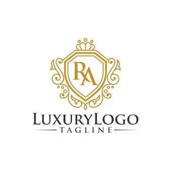 Luxury logo templates