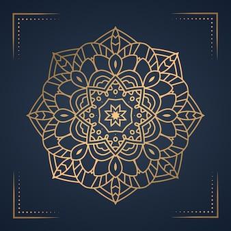 Luxury mandala background for book cover,wedding invitation