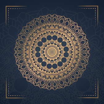 Luxury mandala background for book cover,wedding invitation