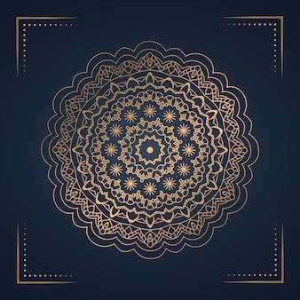 Luxury mandala cover