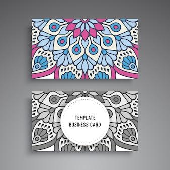 Luxury mandala dark design