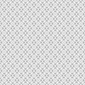 Luxury mandala seamless pattern